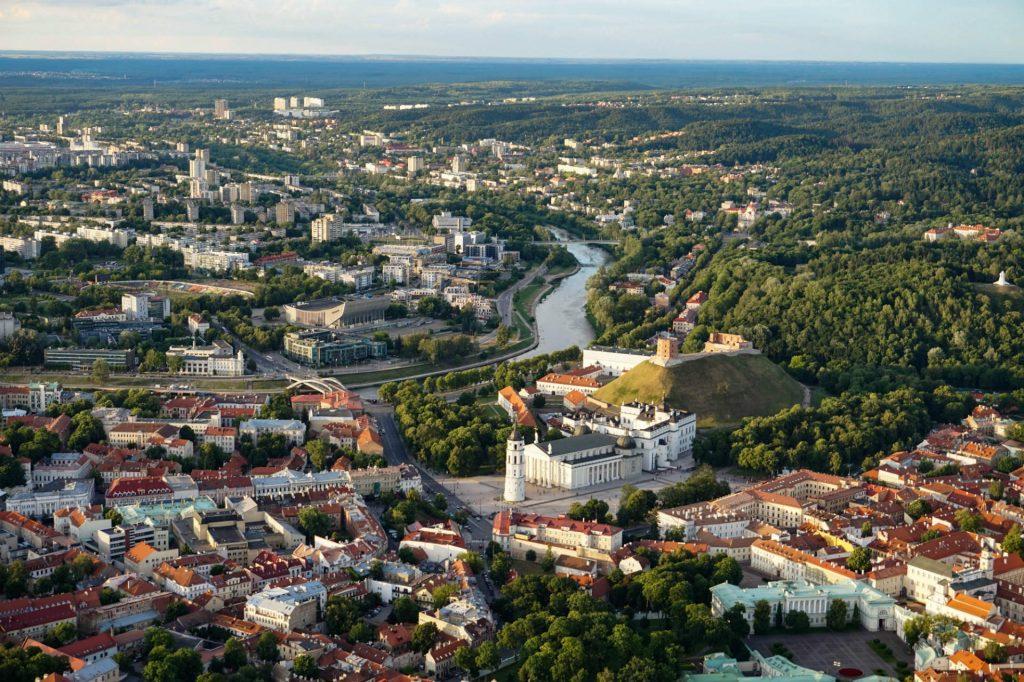 Vilnius optimizuotas